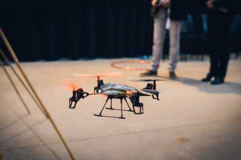 Workshop drones